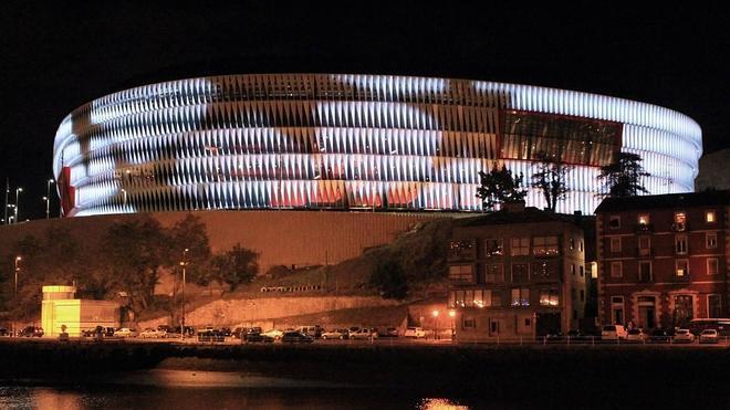 Bilbao será sede de la Eurocopa 2020