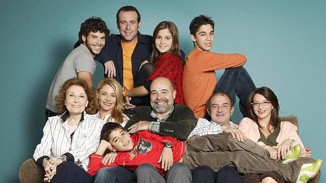 'Los Serrano' será adaptada en EE UU por la Fox y los guionistas de 'Los Simpson'