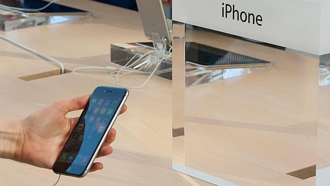 Apple vende 10 millones de iPhone 6 en tres días