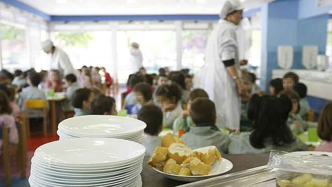 El precio del menú escolar se dispara en seis comunidades