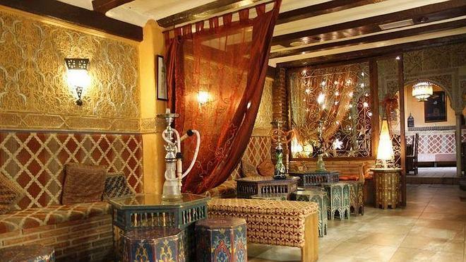 Un trocito de Marruecos en Granada