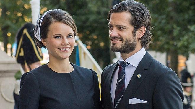 Carlos Felipe de Suecia y su prometida se casarán el 13 de junio en Estocolmo