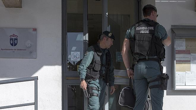 Detenido el jefe informático de la Comunidad de Madrid dentro de la 'operación Púnica'