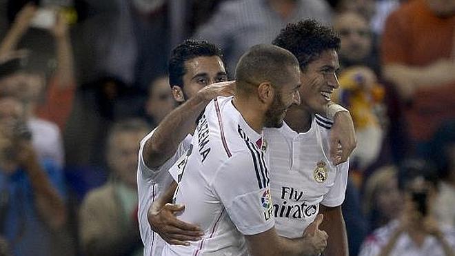 Un Madrid serio y muy profesional