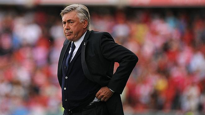 Ancelotti: «Jugamos con calidad, concentración, trabajo y sacrificio»
