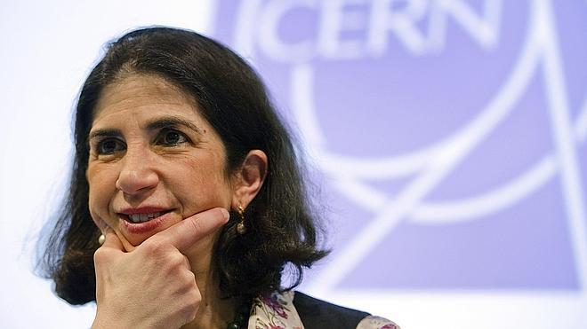 Fabiola Gianotti será la primera mujer en dirigir el CERN