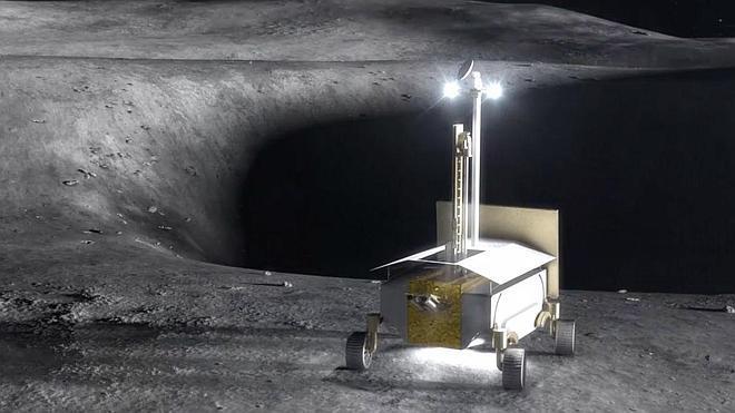 La NASA se prepara para cosechar oxígeno en Marte