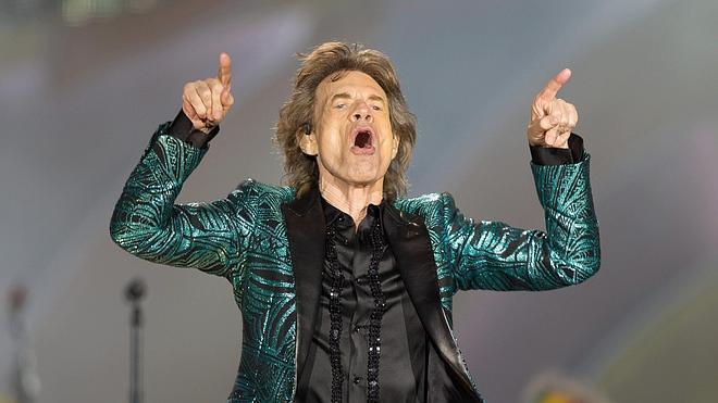 Los Rolling Stones anulan un concierto en Australia por la voz de Jagger