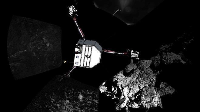 'Philae' inicia sus pruebas, pero puede apagarse por falta de energía