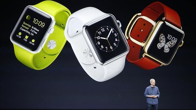 Los fabricantes esperan vender medio millón de 'smartwatches' en Navidad