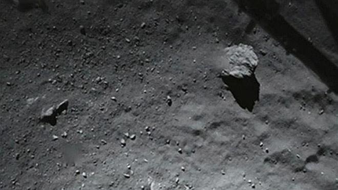 'Philae' se echa a dormir tras quedarse sin baterías