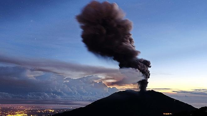 Los volcanes ayudan a frenar el calientamiento global