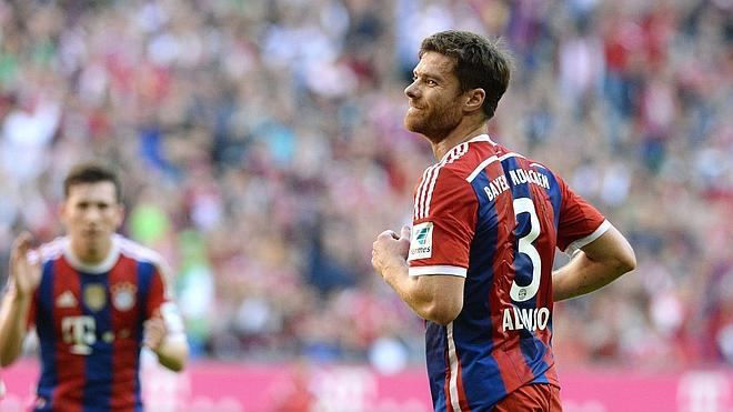 Xabi Alonso: «Guardiola aporta algo diferente al equipo»