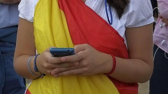 España es el cuarto país con mayor penetración de smartphones