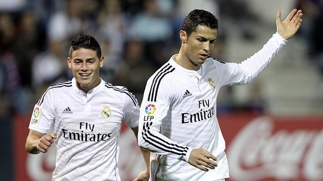 Ocho jugadores del Madrid, candidatos al mejor once de la UEFA