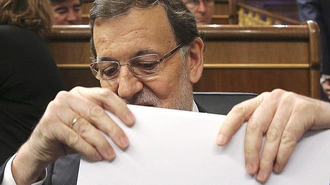 Rajoy habla de Mato a la segunda
