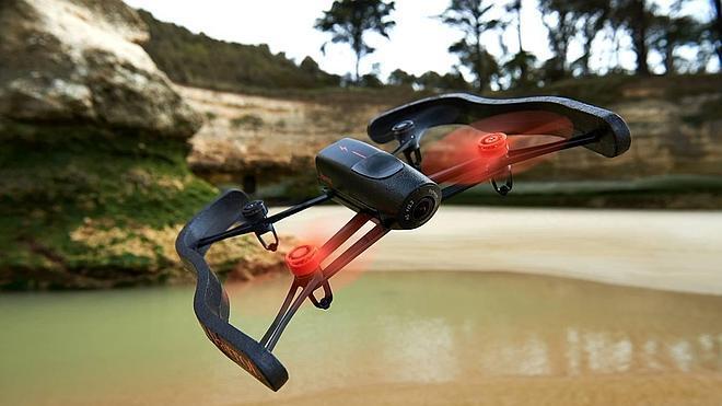 Viento cruzado para los 'drones'