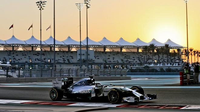 El Gran Premio de México estará en el Mundial de 2015