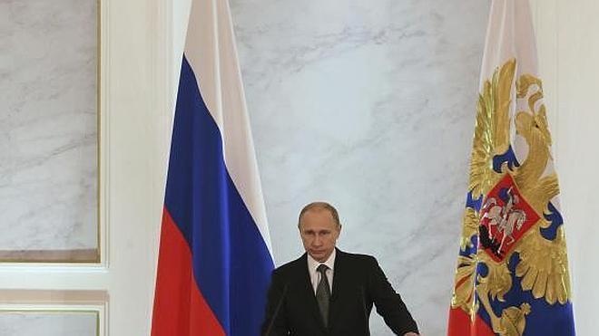Putin: «Hablar con Rusia desde una posición de fuerza es inútil»
