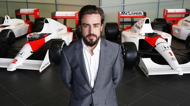 Alonso: «Vamos a hacer que vuelva la leyenda»