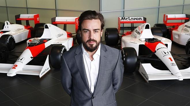 Alonso: «Llego a McLaren con la ilusión renovada»