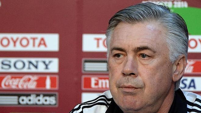 Ancelotti: «Lo difícil es llegar hasta aquí»