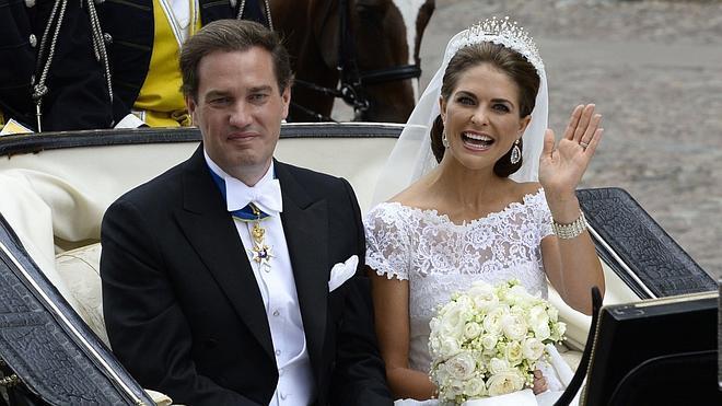 Magdalena de Suecia, embarazada de su segundo hijo