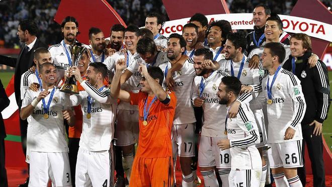 El Real Madrid arrasa también entre la audiencia