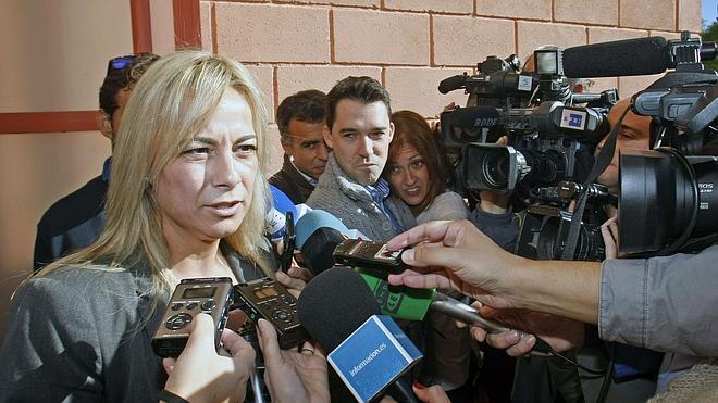 La alcaldesa de Alicante declarará como imputada en el 'caso Rabasa' el 16 de enero