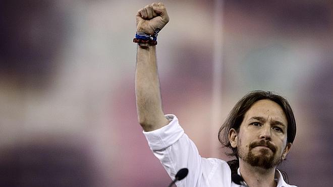 Pablo Iglesias: de la televisión al poder