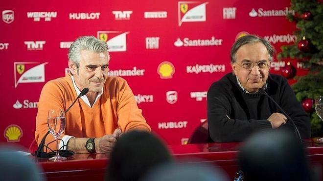 El presidente de Ferrari admite que 2014 ha sido un «grandísimo desastre»