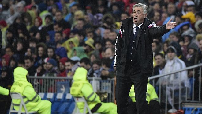 Ancelotti: «Hemos dado la cara y hemos jugado una hora extraordinaria»
