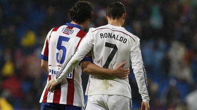 Cristiano: «La Liga y la Champions son más importantes»