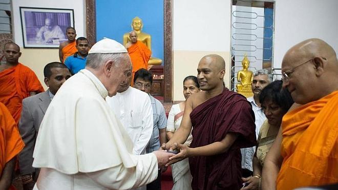 El Papa anuncia que canonizará al franciscano español Junípero Serra en EE UU