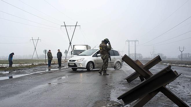 Medio millar de soldados ucranianos muertos en las últimas 72 horas, según los rebeldes