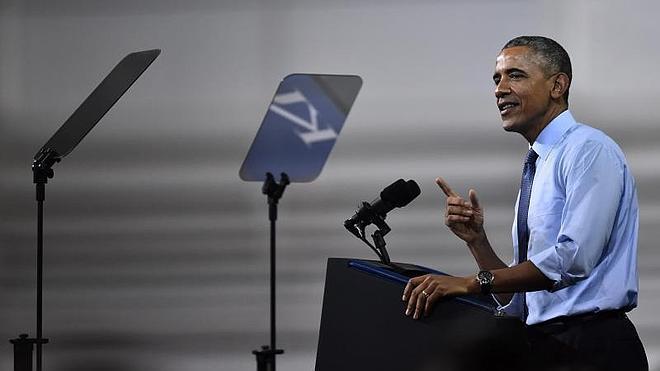 Obama dice que el matrimonio homosexual «debería ser legal» en EE UU