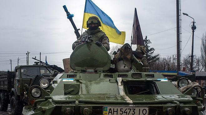 Los prorrusos del este de Ucrania planean reunir a 100.000 soldados