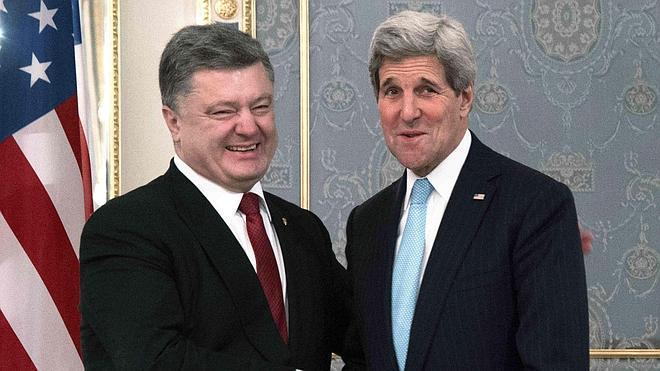 Obama estudia suministrar armamento defensivo a Ucrania