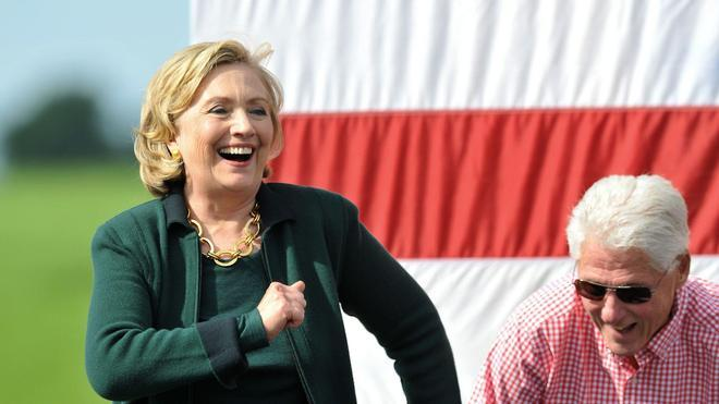 Hillary Clinton busca oficina en Nueva York para su campaña