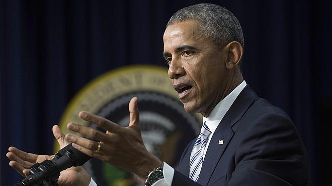 Obama: «Estamos en guerra con aquellos que han pervertido el islam»