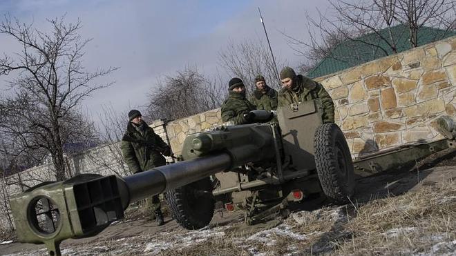 Kiev y los prorrusos se acusan de violar el alto el fuego
