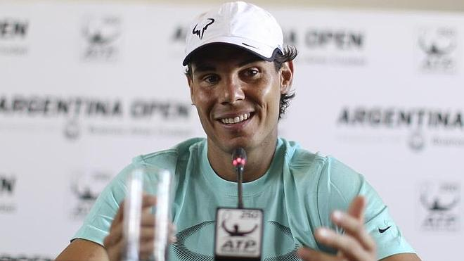 Nadal: «No sé si voy a volver a mi mejor versión, aunque lo intentaré»