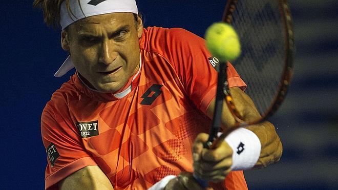 David Ferrer se pone como objetivo acabar el año entre los ocho primeros