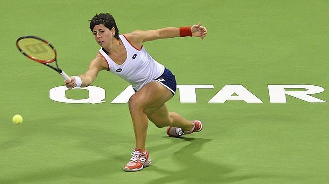 La española Carla Suárez cae eliminada en semifinales de Catar