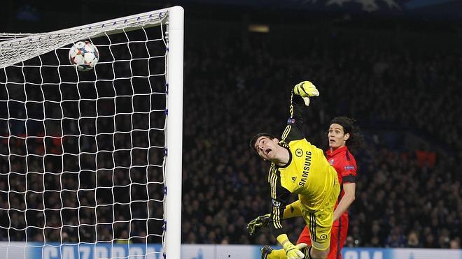 Un heroico PSG doblega al Chelsea