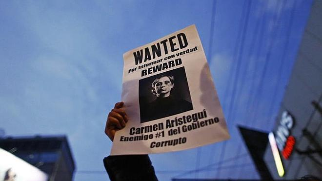 Despedida la periodista que descubrió la millonaria residencia de la esposa de Peña Nieto