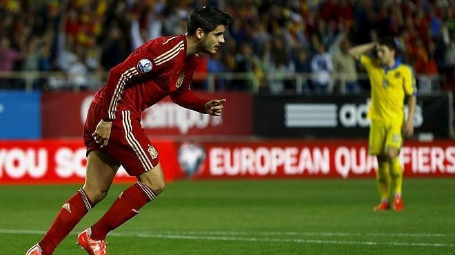 Morata: «No ha sido mi mejor partido»