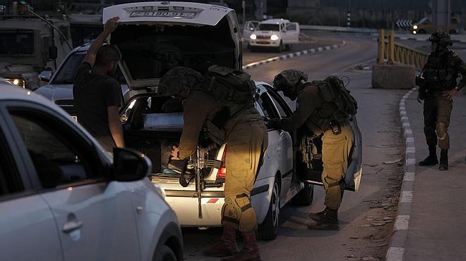 El Ejército hebreo teme que un israelí haya sido secuestrado en Cisjordania