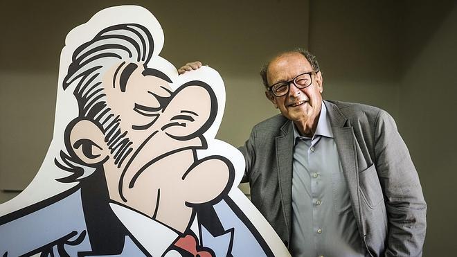 'El tesorero' de Ibáñez vende 10.000 ejemplares el primer día