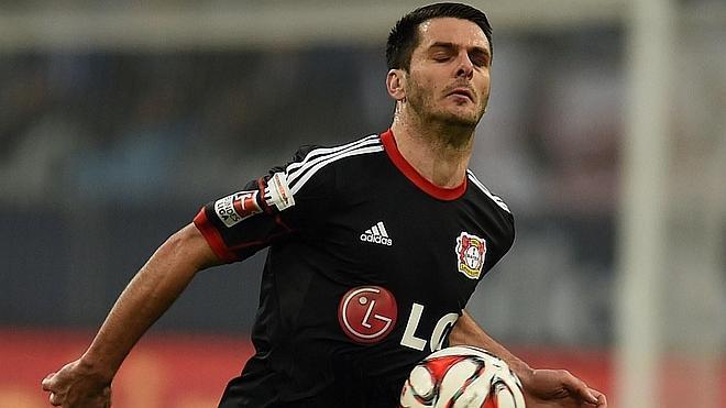 El Leverkusen rescinde el contrato de Spahic